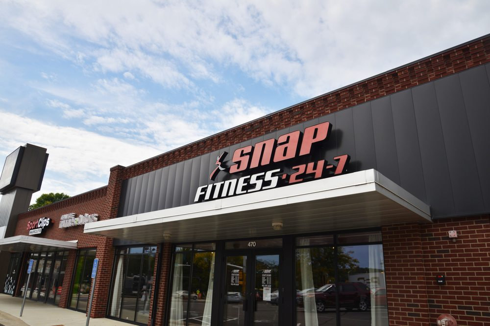 Snap Fitness: 470 Water St, Excelsior, MN