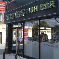 Aristos fish bar fast food 31 shirley road birmingham for Food bar birmingham