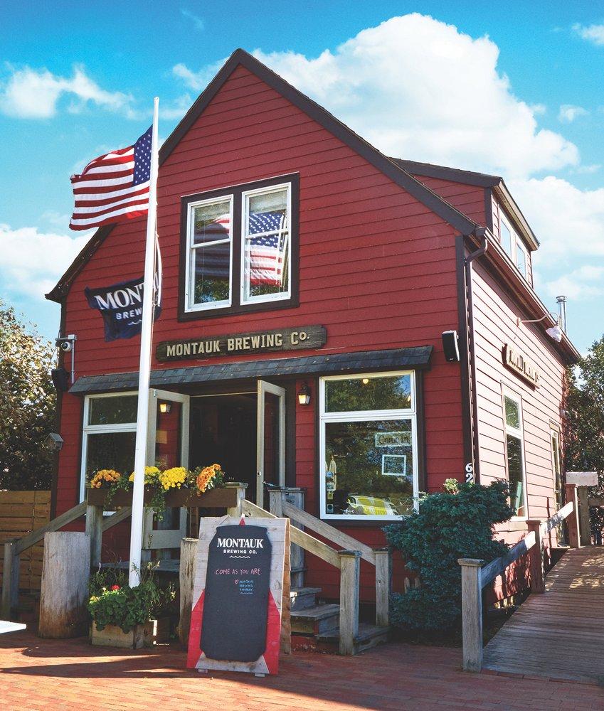 Montauk Brewing Company: 62 S Erie Ave, Montauk, NY