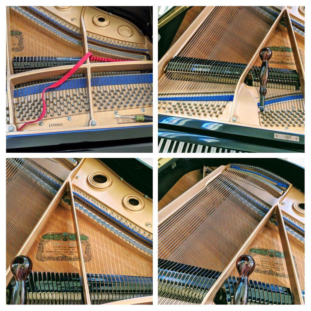 Schrager Mitchell Piano Technician