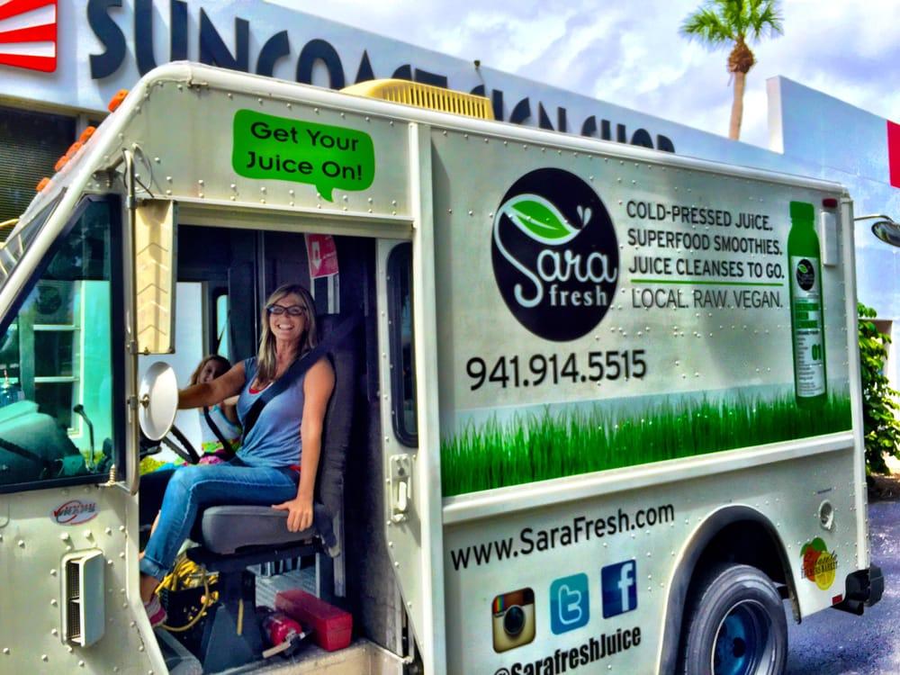 SaraFresh Juice: Sarasota, FL