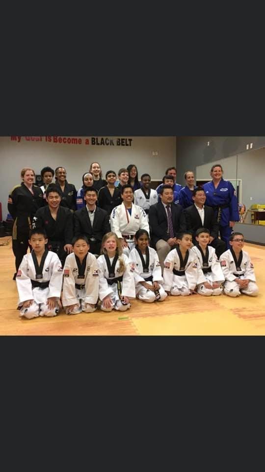 Lee's Dynamic Taekwondo: 44190 Waxpool Rd, Ashburn, VA