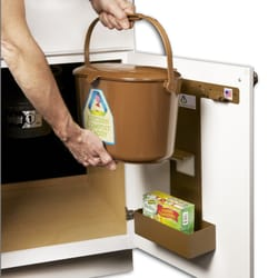 photo of kitchen compost caddy portland or united states kitchen compost caddy