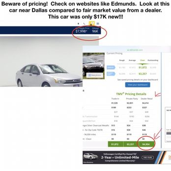 Carmax 18 Photos Used Car Dealers 1441 N Central Expy