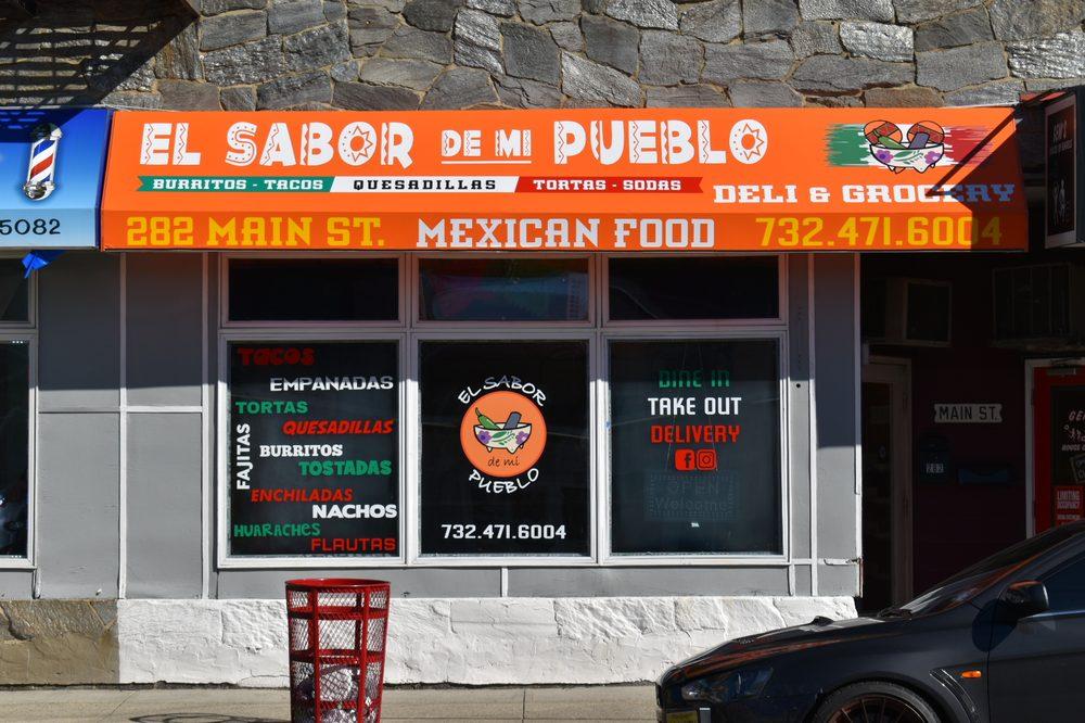 El Sabor De Mi Pueblo: 282 Main St, Keansburg, NJ