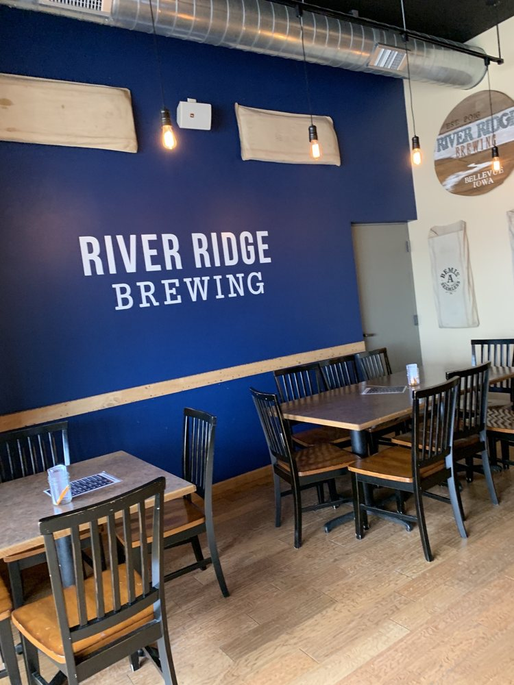 River Ridge Brewing: 118 N Riverview, Bellevue, IA