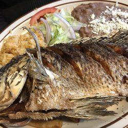 El Pescador Mexican Food