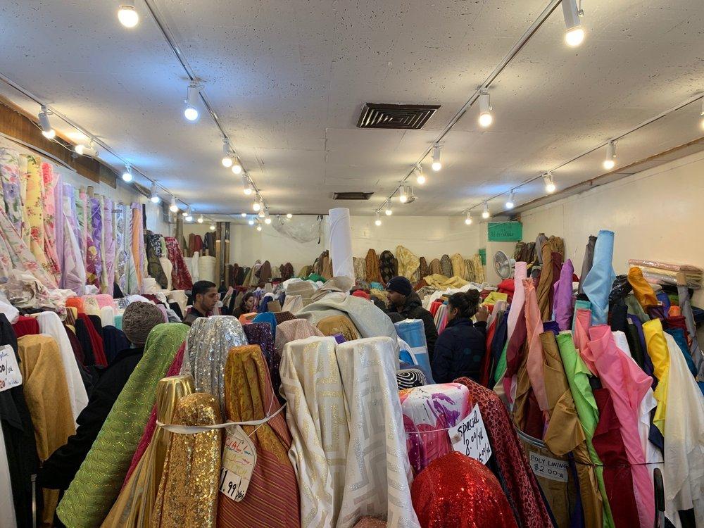 Jerome Bonita Fabrics: 2464 Jerome Ave, Bronx, NY