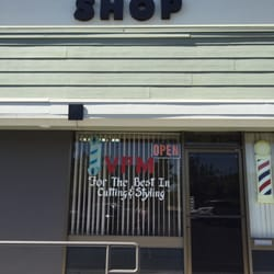 Photo of VPM Barber Shop - Fresno, CA, United States. Outside of the ...