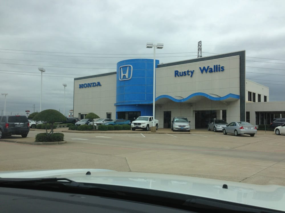 photos for rusty wallis honda yelp
