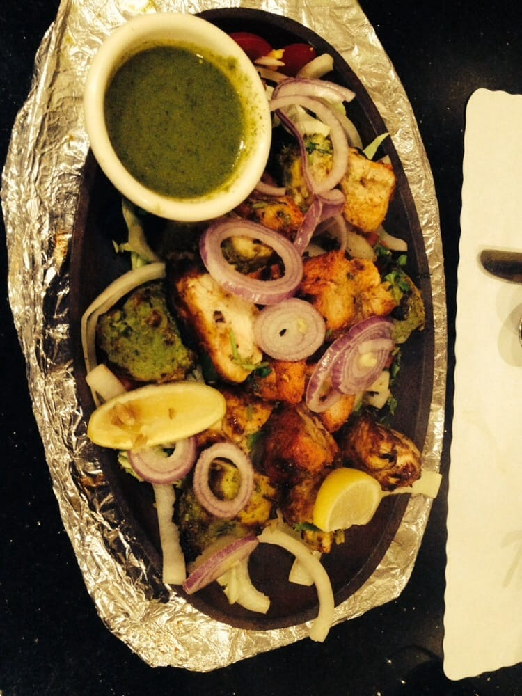 Mixed kabob yelp for 8 elements perfect indian cuisine