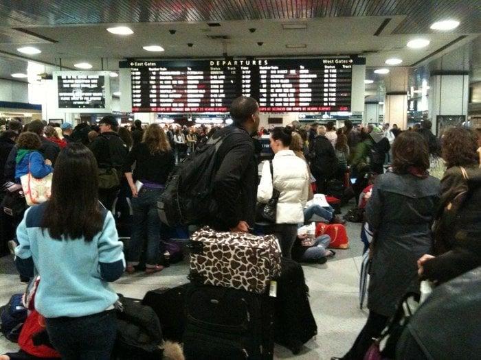 Luggage Storage Nyc Near Penn Station