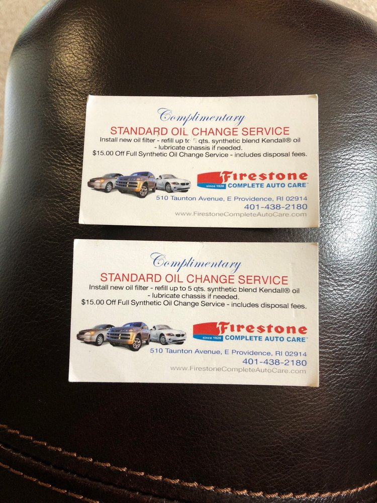 Firestone Complete Auto Care 21 Reviews Tires 510 Taunton Ave