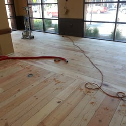 Photo Of Fabulous Floors Cleveland   Strongsville, OH, United States. Just  Sanded The