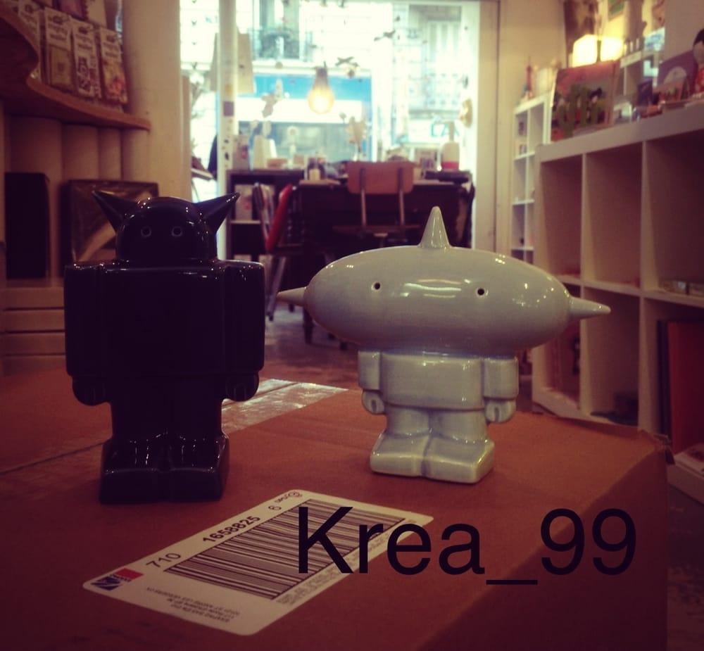 krea 99 18 photos magasin de meuble 83 rue de dunkerque 9 me paris num ro de t l phone. Black Bedroom Furniture Sets. Home Design Ideas