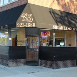 Shear elegance hair salon nail salons 5725 w division st photo of shear elegance hair salon chicago il united states store front urmus Choice Image