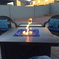 Photo Of AZ Patio Heaters   Peoria, AZ, United States. Love The Reflective