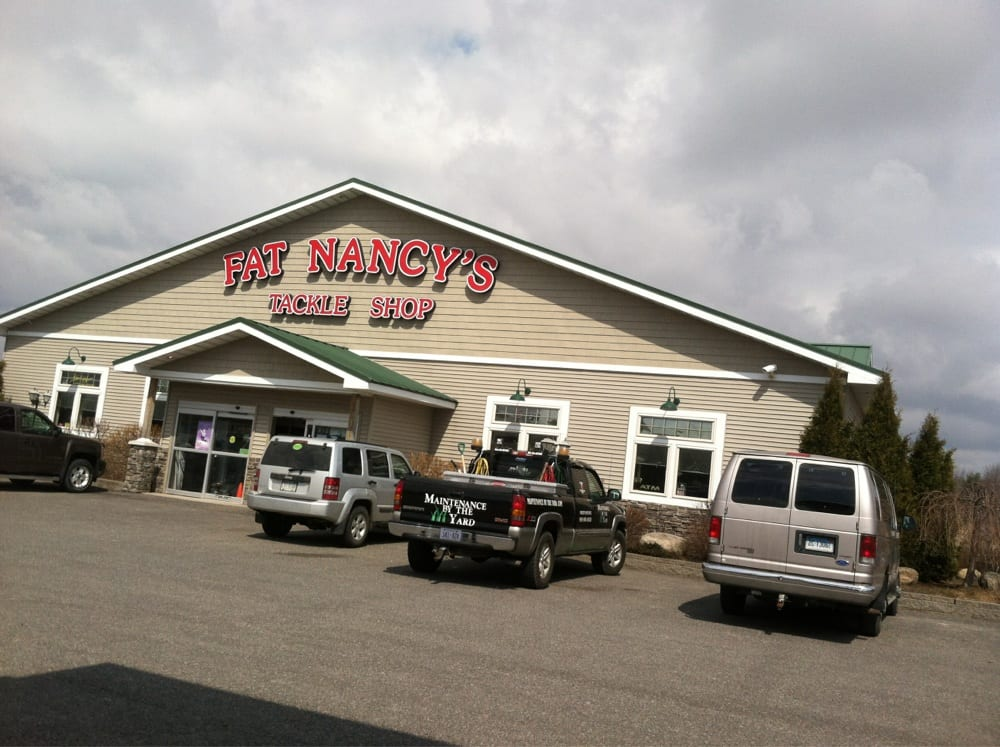 Fat Nancy's Tackle Shop - Sporting Goods - 3750 State ...