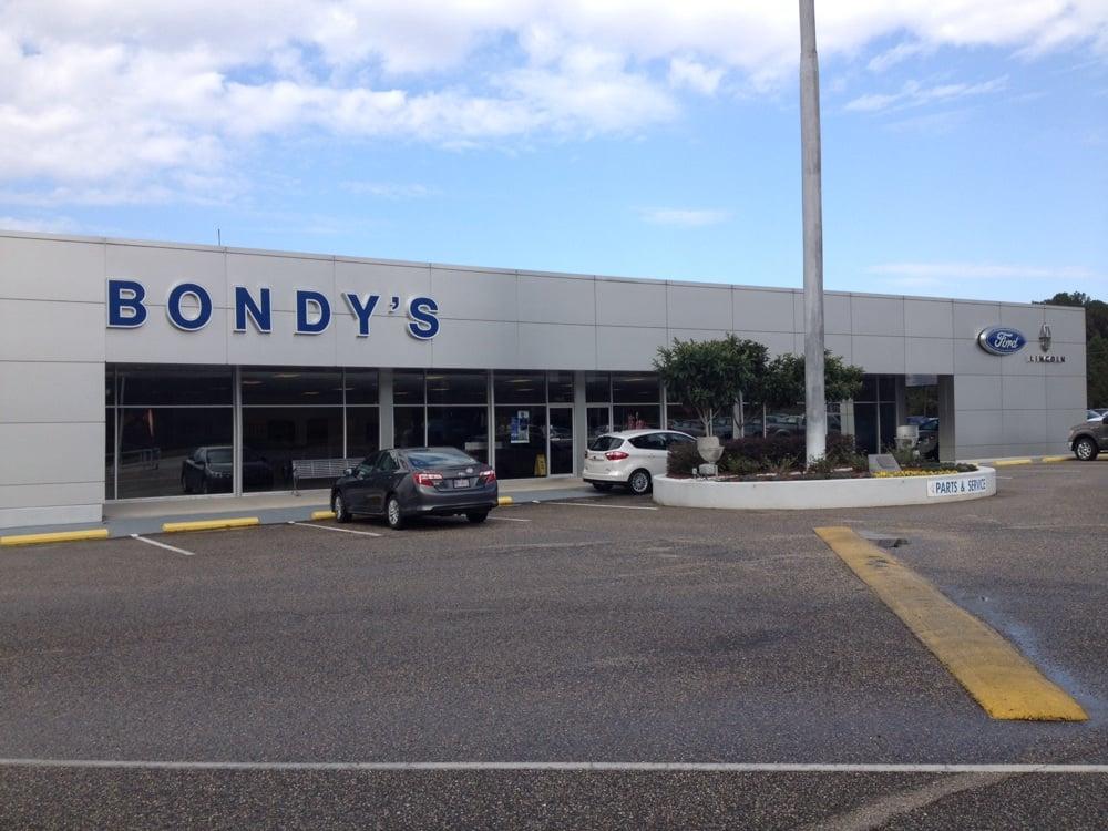 Bondy's Ford: 3615 Ross Clark Cir, Dothan, AL