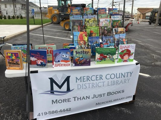 Mercer County Library 303 N Main St Celina, OH Libraries - MapQuest