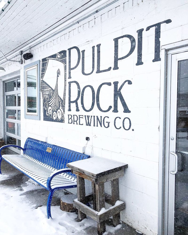 Pulpit Rock Brewing: 207 College Dr, Decorah, IA