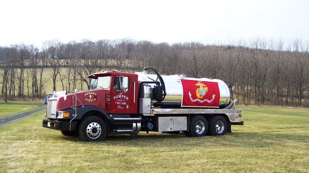The Pumper: 1 Wunder Ln, Califon, NJ