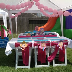Photo Of A Fairytale Party