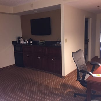 Photo Of Hilton Garden Inn   Saint Augustine, FL, United States. Sitting  Area