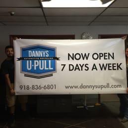 Dannys Auto Parts >> Danny's U-Pull - Auto Parts & Supplies - 9101 E 46th St N, Mingo, Tulsa, OK - Phone Number - Yelp