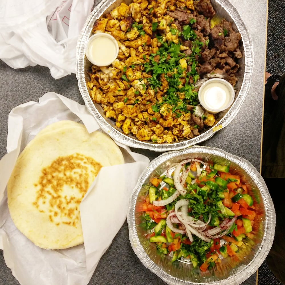 The Best Shawerma: 6934 W 79th St, Burbank, IL