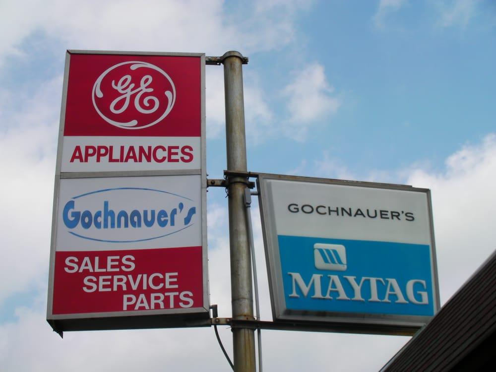 Gochnauer's Home Appliance Center: 5939 Main St, East Petersburg, PA