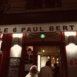 le 6 paul bert 74 photos 30 reviews french 6 rue paul bert ledru rollin paris france. Black Bedroom Furniture Sets. Home Design Ideas