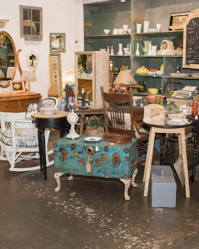Old Clarkesville Mill Art & Antiques: 583 Grant St, Clarkesville, GA