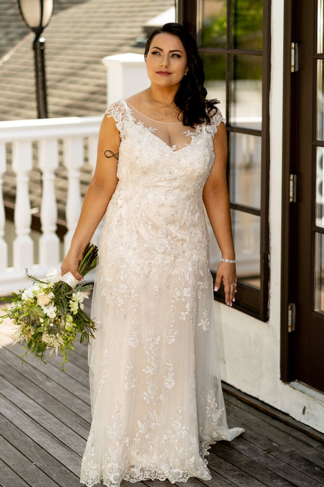 Wedding Dress Alterations With Built In Bra What A Great Job Yelp
