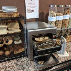 Photo Of Hilton Garden Inn Norwalk   Norwalk, CT, United States. Breakfast  Buffet