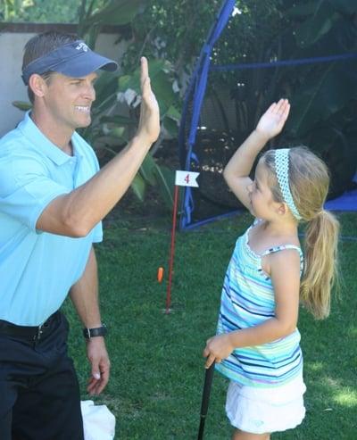 Kidz Golf Club: 27101 Aliso Creek Rd, Aliso Viejo, CA