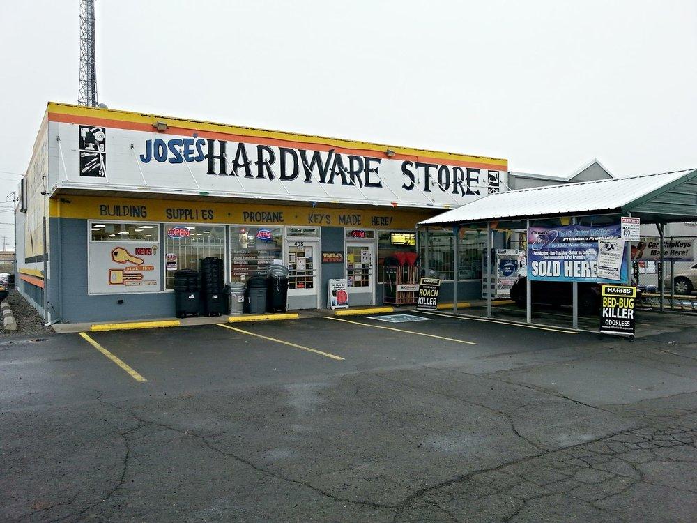 Jose's Hardware Store: 408 W 1st St, Wapato, WA