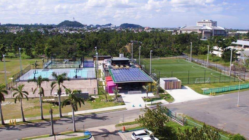 Eco's Sports Park: Stadium St S/N, San Juan, PR