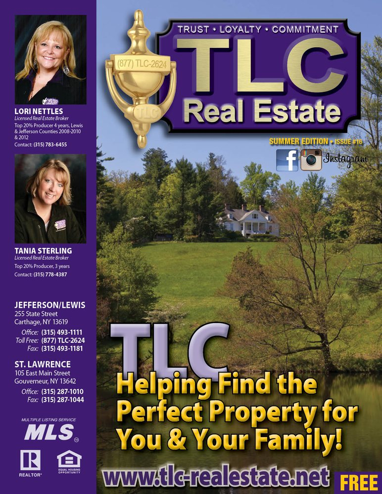 TLC Real Estate: 253 State St, Carthage, NY