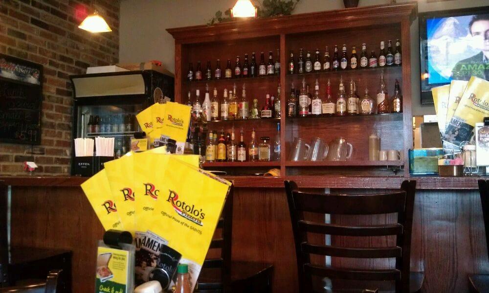 Rotolo's Pizzeria: E Airline Hwy, Destrehan, LA