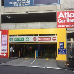 Atlas Car Truck Rental Car Hire 535 Little Lonsdale St
