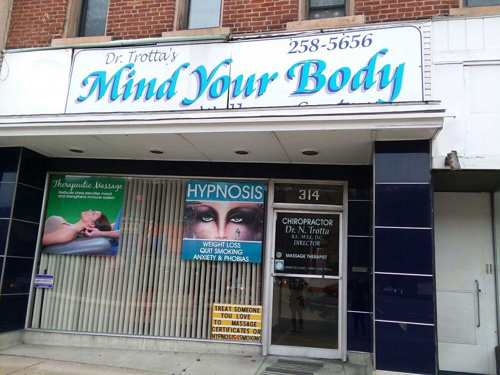 Dr. Trotta's Mind Your Body Wellness Center: 314 W Main St, Monongahela, PA