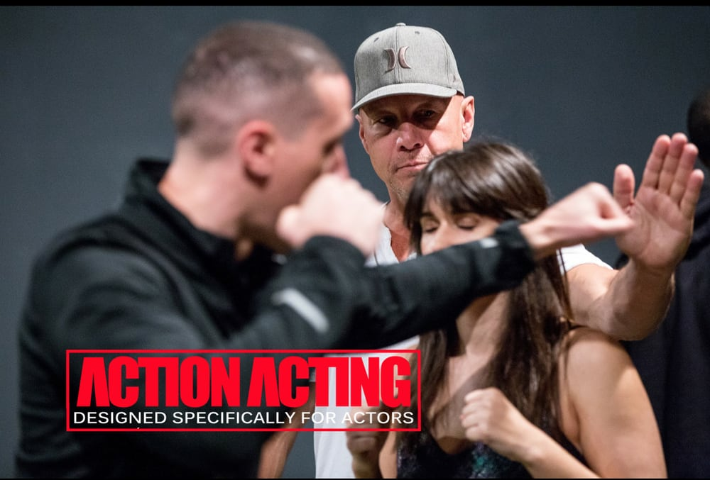Action Acting: 950 N Cahuenga Blvd, Hollywood, CA