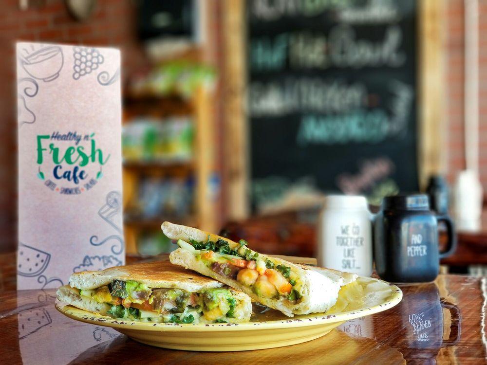 Healthy N Fresh Cafe