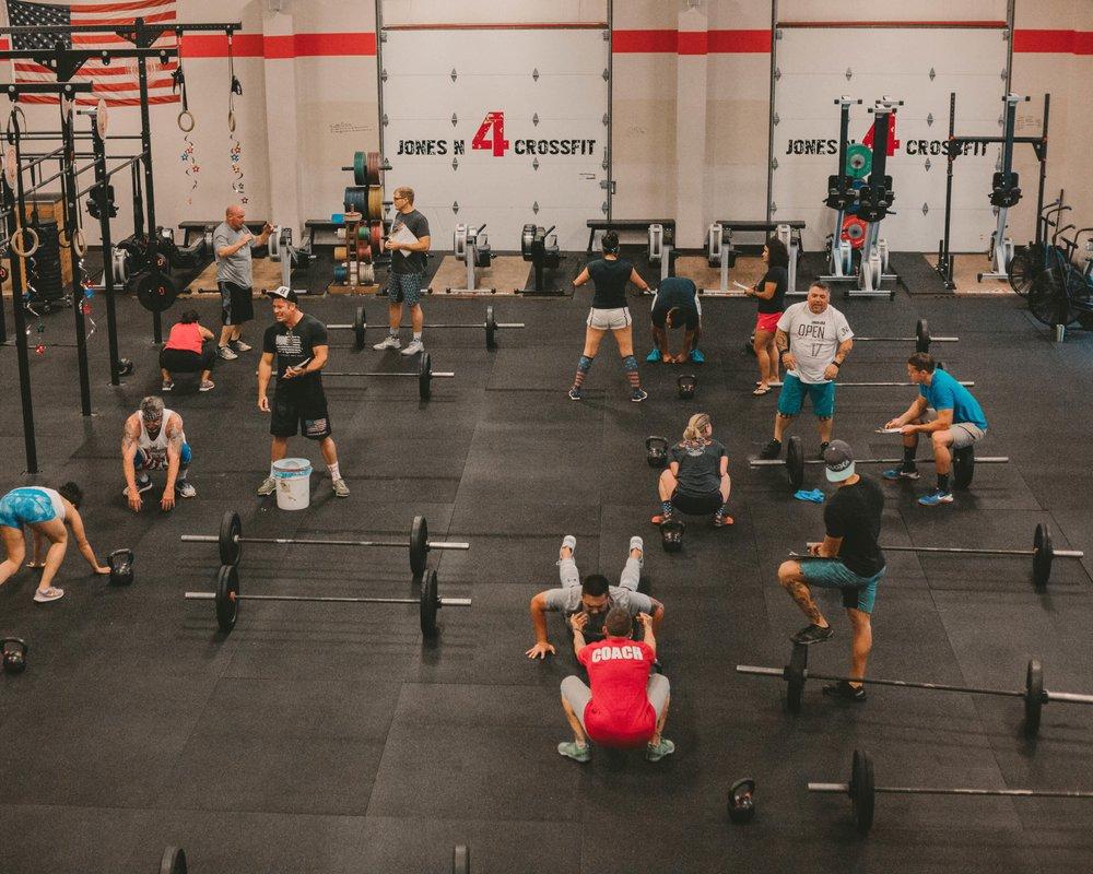 Jones N4 Crossfit & Personal Training