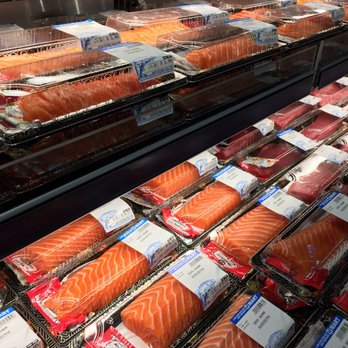 Hmart 375 photos 144 reviews grocery 4340 pacific for Sushi grade fish