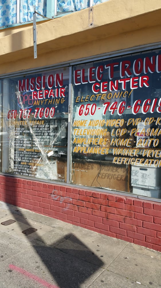 Mission Electronics: 6819 Mission St, Daly City, CA