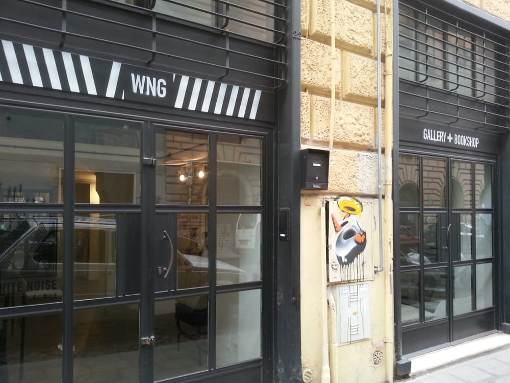 White Noise Gallery