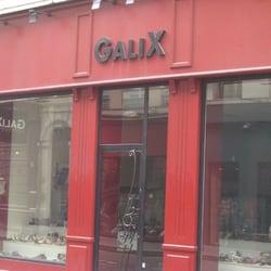 77cff95cdad74d Galix - Magasins de chaussures - 31 rue Grenette, Cordeliers, Lyon ...