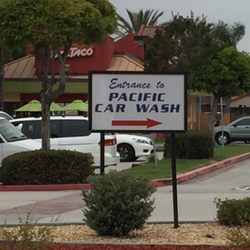 Pacific Car Wash Upland Ca